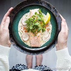 baked salmon with white wine trout roe sauce more baked salmon trout ...