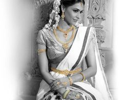 South Indian bridal jewellery...loveeee!