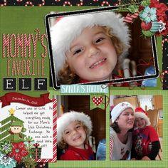 Mommy's Favorite Elf Gingerscraps December Monthly Mix {Santa's Helper}http://store.gingerscraps.net/Monthly-Mix-Santas-Helper.html Dear Friends Designs - Oh Christmas Tree http://store.gingerscraps.net/Oh-Christmas-Tree.html