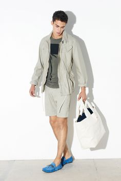 Tomas Maier Spring 2015 Menswear - Collection - Gallery - Style.com