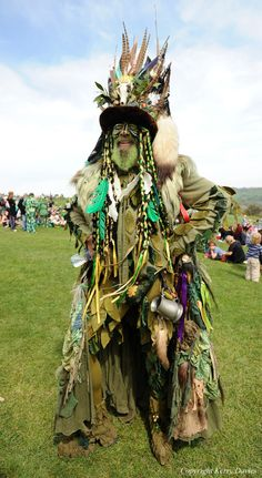 Jack in the Green Hastings 2014 - Kerry Davies