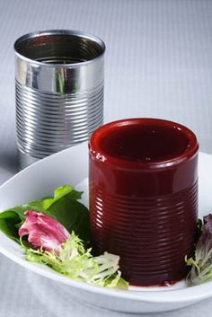 from sauce to solid-- the science of cranberry dressing