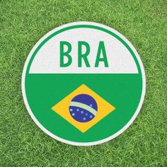 Brazil World Cup Twitter avatar.