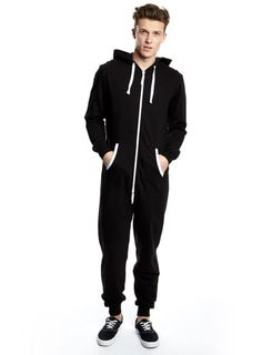 Black Onesie - Mens Onesies - Clothing - Burton