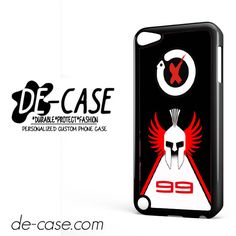 Jorge Lorenzo Sparta Zone DEAL-5972 Apple Phonecase Cover For Ipod Touch 5