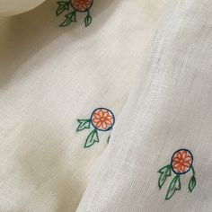 DesiCrafts is an experiment that combines modern design aesthetics to age old artisanship from India. We make dresses, accessories & home decor. Hand Embroidery Dress, Indian Embroidery, Machine Embroidery, Handmade Clothes, Diy Clothes, Fabric Paint Designs, Embroidery Stitches Tutorial, Kurti Neck Designs, Stitching