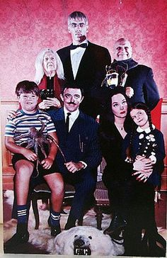 "Based on Charles Addams' cartoon characters, 'The Addams Family' ran on ABC from 1964-66. ""The series producer Nat Perrin was a close friend of Groucho Marx and writer of several Marx Brothers films. Perrin created story ideas, directed one episode, and rewrote every script. Much of the dialog is his (albeit uncredited). As a result, Gomez, with his sardonic remarks and ever-present cigar, has been frequently compared to Groucho Marx."""