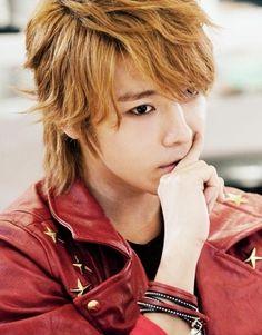Lee Donghae as taiwanese counterpart of Fuwa Sho (Bu Po Shang?)