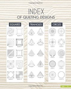 Shape by Shape Free-Motion Quilting with Angela Walters: 70+ Designs for Blocks, Backgrounds & Borders: Angela Walters: 9781607057888: Amazo...
