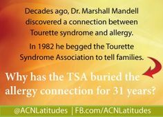 Why the Tourette Syndrome Association Should Be Investigated: Part 4 (By ACN Latitudes). #tourettes #tics #acnlatitudes