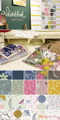 New Art Gallery Fabrics Collections!