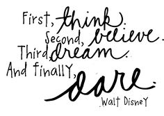 Dreamer Quotes and Sayings | Quotes and Sayings: Think, believe, dream, dare