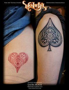 great couple's tattoo