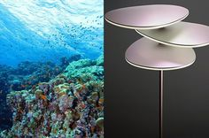 This red dot-winning lamp from Taiwan's Qisda Corporation combines energy-efficient, cool to the touch LEDs with the organic form of a coral reef. The overlapping panels can be rotated 120 degrees, providing great flexibility in how a space is lit- and they save a whole lot of energy, too.