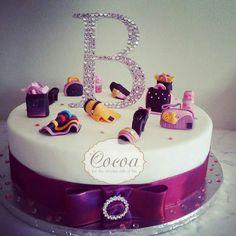 Bling by binte cake