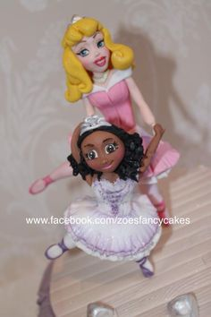 Ballerina cake - Cake by Zoe's Fancy Cakes