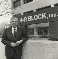 (B:7/30/1922; D: 4/23/2019). Bloch was the co-founder and (since 2000) the chairman emeritus of the American tax-preparation company H&R Block. Henry and his brother, Richard Bloch, founded H&R Block in 1955 in Kansas City, Missouri. After College, After High School, Famous Veterans, Tax Preparation, Co Founder, Armed Forces, Missouri, Kansas City, United States