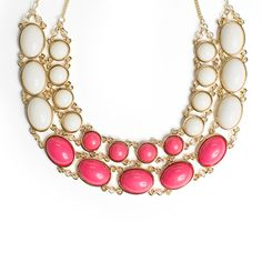 Resort Bib Necklace
