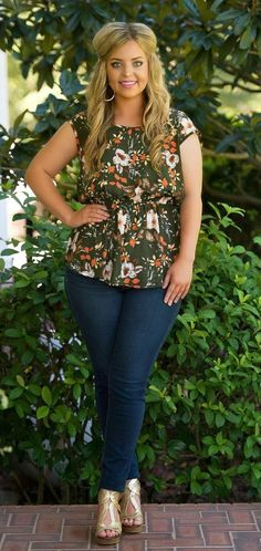 Summer casual work outfits ideas for plus size 79