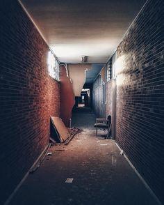 Corridors to nowhere  #mothership #shotonhuawei by adriaanlouw