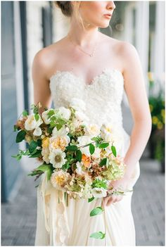 spring bouquet | by Rustic White Photography | Bouquet by Amy Osaba