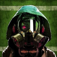 ImageFind images and videos about anime, mask and gas mask on We Heart It - the app to get lost in what you love. Gas Mask Art, Masks Art, Gas Masks, Gas Mask Drawing, Arte Cyberpunk, Anime Mascaras, Anime Gas Mask, Anime Girls, Terror In Resonance