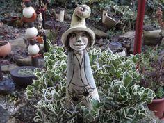 BlütenFee Fantasiefigur Fee Elfen Fairy Kunst ooak von Elfenflüstern ® auf DaWanda.com