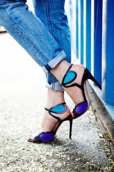 Hot Heels & Denim