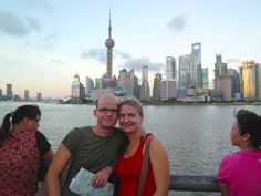 Stopover in China: Ein Tag Shanghai