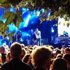 Alain clark!! #stadsfeest #doetinchem