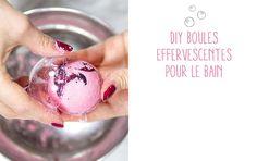 DIY Boules effervescentes pour le bain - Jardinerie Truffaut: événement jardinerie Truffaut