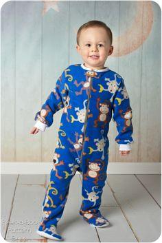 Jalie 3244 Footed Pajamas Pinterest Pajama Pattern
