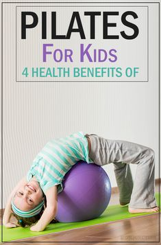 Are you worried about your child's overall health and fitness? Planning to teach pilates for kids? Read on the benefits of pilates exercises for kids here!