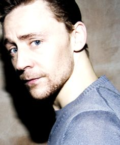 That's a pretty one - Tom Hiddleston