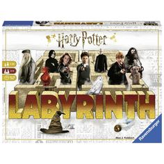 Harry Potter Labyrinth game 2 - 4 players, 20 to 30 minutes to play. Can you find the paths to well known harry Potter residents? Harry Potter Games Online, Harry Potter Characters, Cool Toys For Boys, Best Kids Toys, Labyrinth Board Game, Hogwarts, Cadeau Harry Potter, Amazing Maze, Best Gifts For Tweens