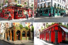 Trying to Find a Decent Pub in Dublin? There's a Lot of Choice ...: Heading for Dublin's Temple Bar After All? Then Consider These Pubs ...
