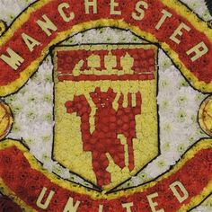 Manchester United Funeral tribute Funeral Tributes, Funeral Arrangements, Picture Boards, Local Florist, Calling Cards, Flowers Online, Manchester United, Your Favorite, The Unit