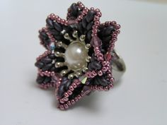 Ring Twinny Flower