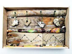 mano kellner, project 2013, kunstkiste nr 15, helgenæs  - sold -