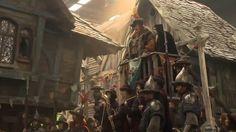 """Résultat de recherche d'images pour """"laketown hobbit"""""""
