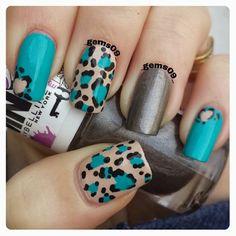 Instagram photo by _gems09_  #nail #nails #nailart