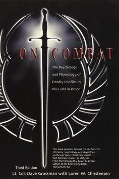 On Combat by Col. Dave Grossman.  This is probably one of the most important books for the aspiring law enforcement, corrections or military career.