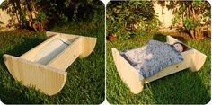 How To Build A Baby Cradle