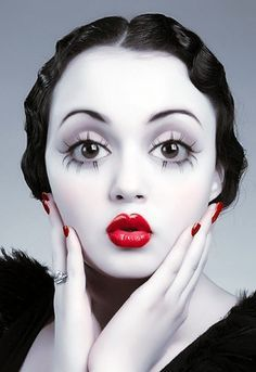 Betty boop makeup - Buscar con Google