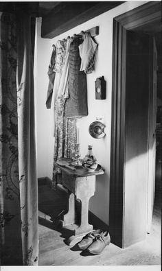 Hardenbergh Bedroom, Andre Kertesz, Winterthur