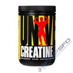 Universal Nutrition Creatine micronized powder