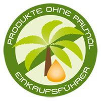 products without palm oil to help save the rainforests  ...|||.... Produkte ohne Palmöl