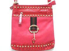 Messenger Bag - Bling and Buckle - Dos'Staggio Boutique---dosstaggio.aradium.com