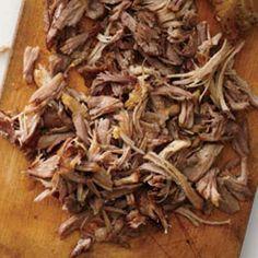 Pulled Pork - Rachel Ray