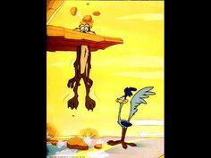 ¡Wile E Coyote y el Road Runner! Looney Tunes Characters, Classic Cartoon Characters, Looney Tunes Cartoons, Favorite Cartoon Character, Classic Cartoons, Old School Cartoons, Old Cartoons, Cartoon Dog, Cartoon Shows